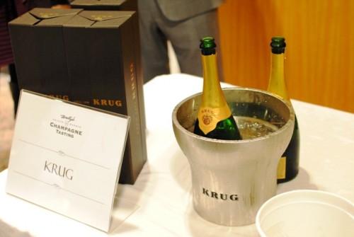 krug 500x335 2011 Grande Marque Champagne Tasting (Santa Monica, CA)