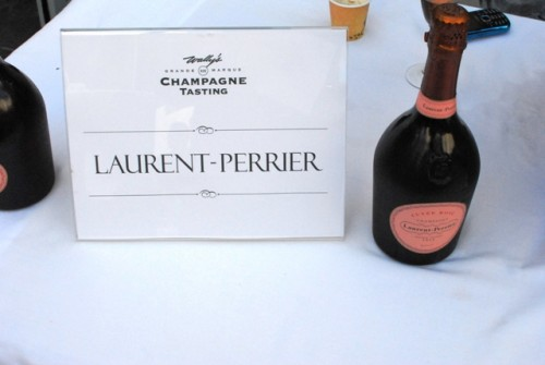 laurent perrier 500x335 2011 Grande Marque Champagne Tasting (Santa Monica, CA)