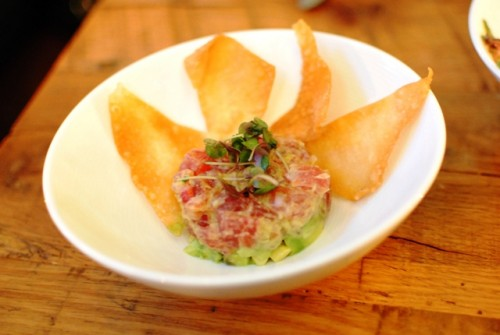 tuna tartare 500x335 Picca (Los Angeles, CA)
