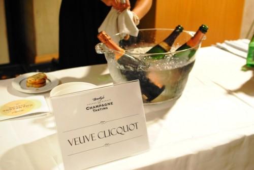 veuve 500x335 2011 Grande Marque Champagne Tasting (Santa Monica, CA)