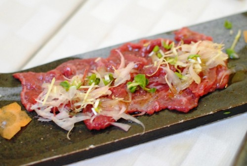 carpaccio 500x335 Totoraku (Los Angeles, CA)