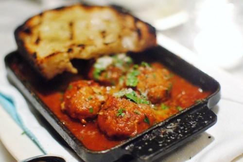 meatballs 500x335 Gjelina (Venice, CA)