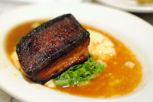 pork belly 500x335 Gjelina (Venice, CA)
