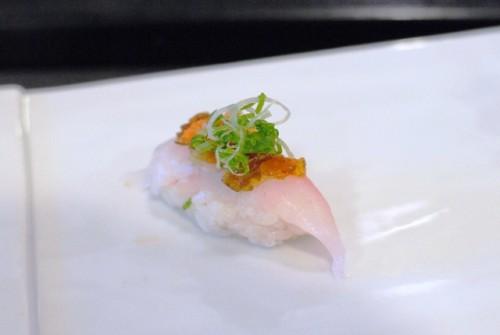 rock bream 500x335 Sushi Nozomi (Torrance, CA)
