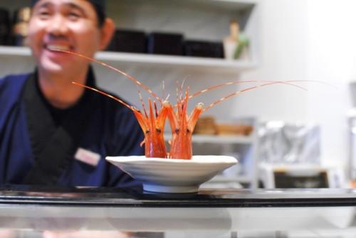 sweet shrimp1 500x335 Sushi Nozomi (Torrance, CA)
