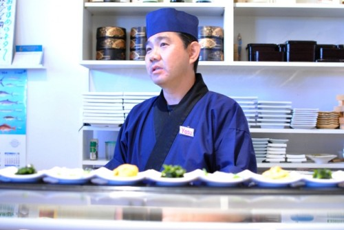 yasu 500x335 Sushi Nozomi (Torrance, CA)