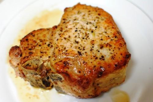 cooked pork 500x335 Pork Chop