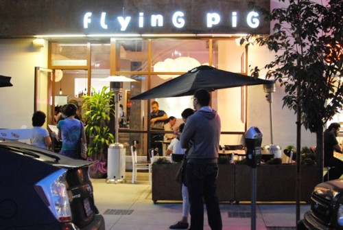 exterior4 500x335 Flying Pig Cafe (Los Angeles, CA)