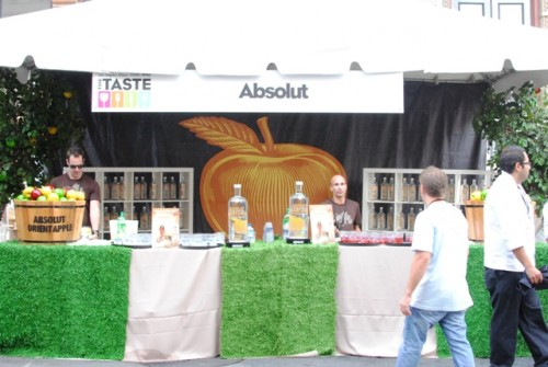absolut 500x335 The Taste: Street Eats (Los Angeles, CA)
