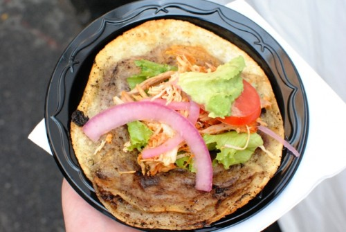 chichen itza 500x335 The Taste: Street Eats (Los Angeles, CA)