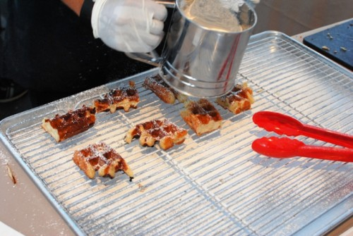 liege waffle 500x335 The Taste: Picnic in the Hills (Los Angeles, CA)