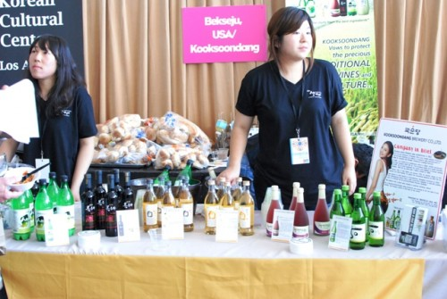 soju 500x335 The Taste: Picnic in the Hills (Los Angeles, CA)
