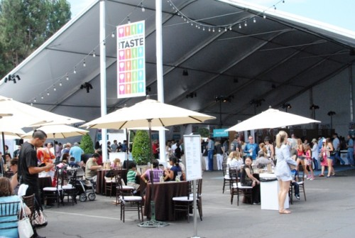 venue11 500x335 The Taste: Picnic in the Hills (Los Angeles, CA)